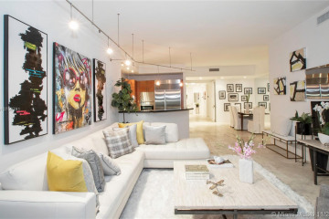 Home for Sale at 100 S Pointe Dr #708, Miami Beach FL 33139
