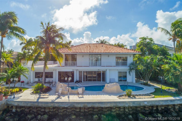 Home for Sale at 447 Center Island Dr, Golden Beach FL 33160