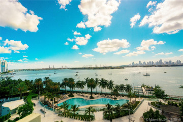 Home for Sale at 1500 Bay Rd #822S, Miami Beach FL 33139