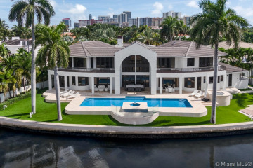 Home for Sale at 550 N Island, Golden Beach FL 33160