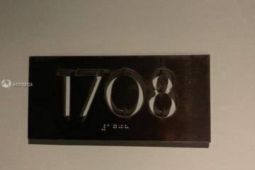 Home for Rent at 3401 NE 1st Ave #1708, Miami FL 33137