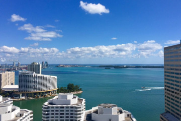 Home for Rent at 951 Brickell Ave #3104, Miami FL 33131