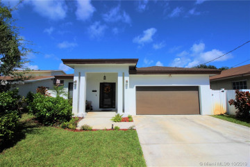 Home for Sale at 5743 SW 18th St, West Park FL 33023
