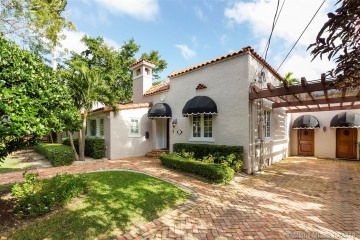 Home for Sale at 2530 Andros Ave, Miami FL 33133