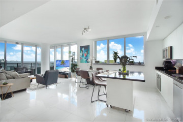 Home for Sale at 92 SW 3rd St #4905, Miami FL 33130