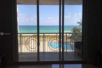 Home for Sale at 5825 Collins Ave #4K, Miami Beach FL 33140