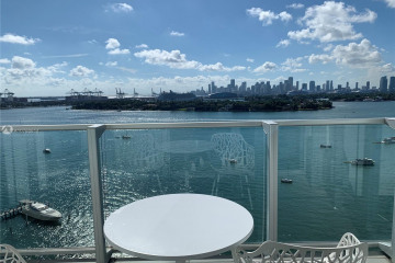 Home for Sale at 1100 West Ave #1610, Miami Beach FL 33139
