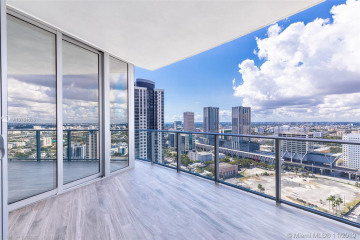 Home for Rent at 851 NE 1st Ave #3010, Miami FL 33132