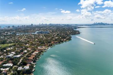 Home for Sale at 5212 N Bay Rd, Miami Beach FL 33140