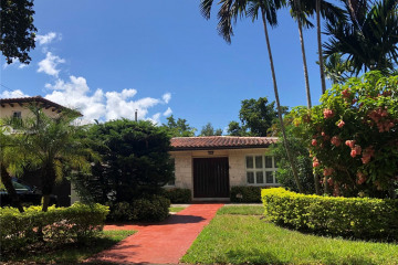 Home for Rent at 330 Camilo Ave, Coral Gables FL 33134