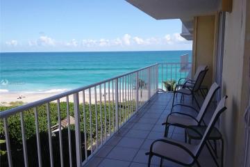 Home for Sale at 500 Ocean Drive #E-7-A, Juno Beach FL 33408
