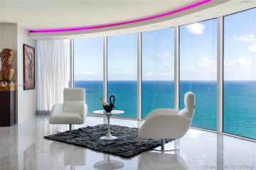 Home for Sale at 17555 Collins Ave #3702, Sunny Isles Beach FL 33160