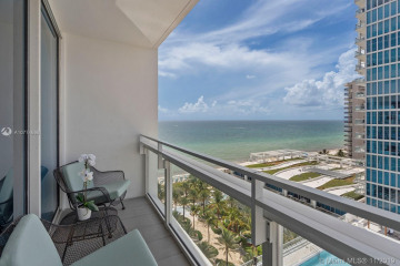 Home for Sale at 6801 Collins Ave. #1404, Miami Beach FL 33141