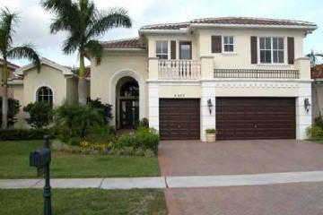 Home for Sale at 6050 Via Venetia, Delray Beach  33484