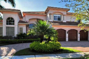 Home for Sale at 11780 Bayfield Drive, Boca Raton FL 33498