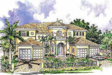 Home for Sale at 7663 Fenwick Place, Boca Raton FL 33496