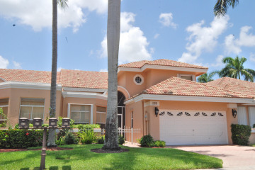 Home for Rent at 17071 Windsor Parke Court, Boca Raton FL 33496