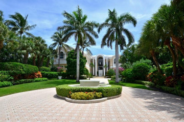 Home for Sale at 717 S Ocean Boulevard, Delray Beach FL 33483