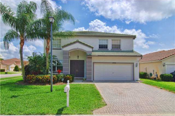 Home for Sale at 10706 Hidden Bend, Wellington FL 33414