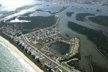 Home for Sale at 2917 N A1A Highway, Hutchinson Island FL 34949