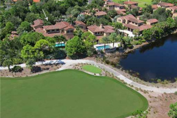 Home for Sale at 448 Via Del Orso Drive, Jupiter FL 33477