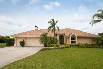 Home for Sale at 17115 SE Kerry Court, Tequesta FL 33469