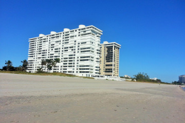 Home for Sale at 1200 S Ocean Boulevard #7 A, Boca Raton FL 33432