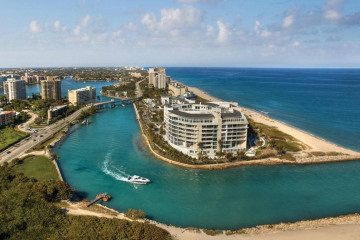 Home for Sale at 1000 S Ocean Boulevard #301, Boca Raton FL 33432