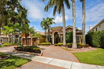 Home for Sale at 19213 Natures View Court, Boca Raton FL 33498