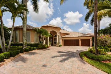 Home for Sale at 21747 Fall River Drive, Boca Raton FL 33428
