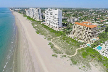 Home for Sale at 2500 S Ocean Boulevard #502, Boca Raton FL 33432