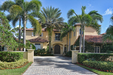 Home for Sale at 519 Bald Eagle Drive, Jupiter FL 33477
