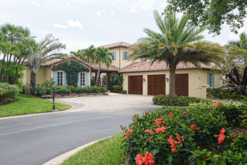Home for Sale at 445 Red Hawk Drive, Jupiter FL 33477