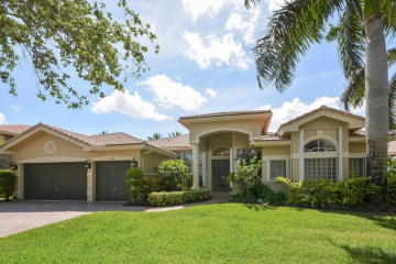 Home for Sale at 11792 Bayfield Drive, Boca Raton FL 33498