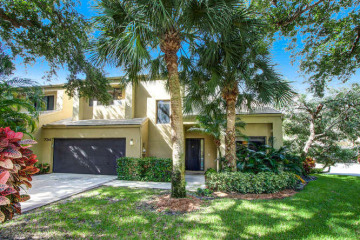 Home for Sale at 734 Saint Albans Drive, Boca Raton FL 33486