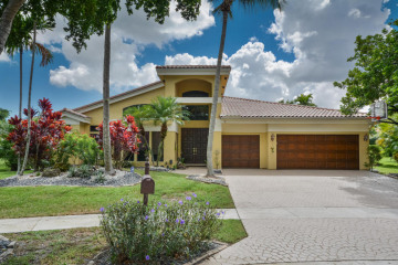 Home for Sale at 4600 NW 26th Way, Boca Raton FL 33434