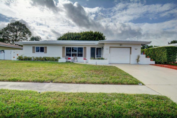 Home for Sale at 1140 SW 13th Drive, Boca Raton FL 33486
