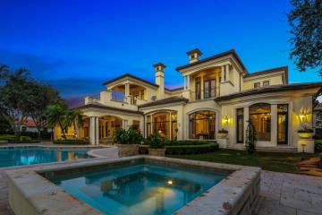 Home for Sale at 12242 Tillinghast Circle, Palm Beach Gardens FL 33418