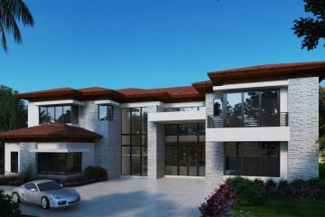 Home for Sale at 7347 Stonegate Boulevard, Parkland FL 33076