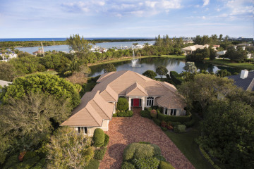 Home for Sale at 18566 SE Village Circle, Tequesta FL 33469