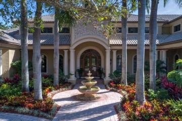 Home for Sale at 1208 Seminole Boulevard, North Palm Beach FL 33408
