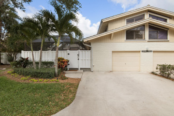Home for Sale at 12636 Woodmill Drive, Palm Beach Gardens FL 33418