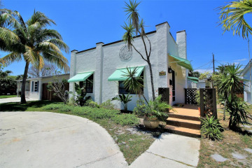 Home for Sale at 1517 N K Street, Lake Worth FL 33460
