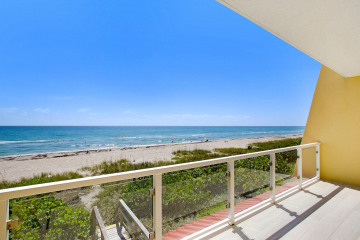 Home for Sale at 1006 Ocean Drive, Juno Beach FL 33408