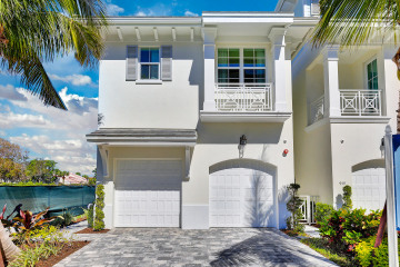 Home for Sale at 957 Sweetwater Lane, Boca Raton FL 33431