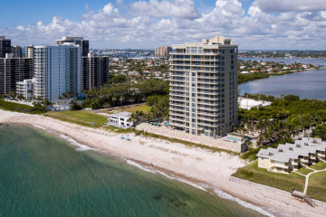 Home for Sale at 5050 N Ocean Drive #1501, Singer Island FL 33404