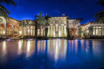Home for Sale at 12411 Hautree Court, Palm Beach Gardens FL 33418