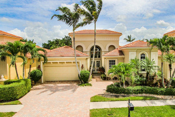 Home for Sale at 7130 Tradition Cove Lane E, West Palm Beach FL 33412