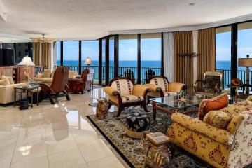 Home for Sale at 570 Ocean Drive #902, Juno Beach FL 33408