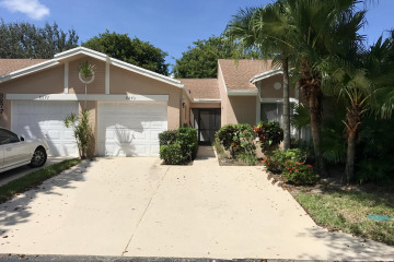 Home for Rent at 8273 Springtree Road, Boca Raton FL 33496